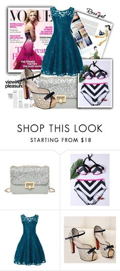 """""""Little world of fashion 27."""" by merimaa997 ❤ liked on Polyvore featuring vintage"""