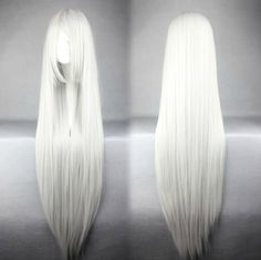Wig Detail Inuyasha Sesshomaru Wig Includes: Wig, Hair Net Length - 100CM Important Information: Fitting - Maximum circumference of 55-60CM Material - Heat Resistant Fiber Style - Comes pre-style as s
