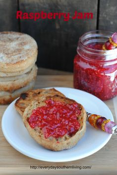 ... | Homemade Raspberry Jam, Apricot Pineapple Jam and Plum Jam Recipes
