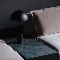From the iconic Daybed to the grand Modular Sofa, all HANDVÄRK seating objects are meticulously designed in Denmark and characterized by aesthetic sustainability: a timeless object in a quality last a lifetime. Studio Lamp, Studio Table, Nordic Living, Scandinavian Living, Danish Furniture, Furniture Design, Table Sizes, Modular Sofa, Minimalist Interior