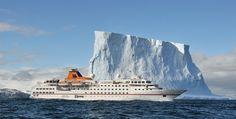 #Hanseatic: Record di latitudine a Nord Ovest » Pazzo per il Mare
