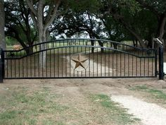 Custom Metal Ranch Gates | Farm & Ranch Reliable Gate Systems