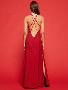Miguel dress cherry 1 clp