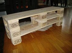 Palletten Sideboard - furniture made from euro pallets Your Reference Guide To Caring For A Baby Bri Discount Contact Lenses, Rustic Shoe Rack, Camera Supplies, Euro Pallets, Sideboard Furniture, Pallet Designs, Make Arrangements, Diy Pallet Projects, Terrazzo