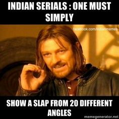 #desi #jokes #one does not simply