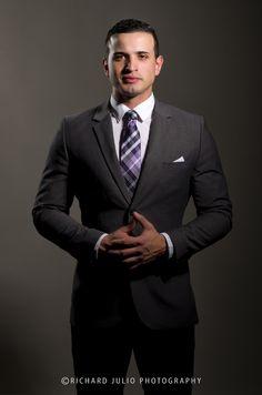 Men's Fashion: Richard Julio Photography. fashion, men's portrait, studio, suit, suit up, express tie, business, corporate exec