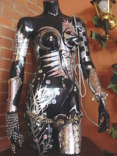 Modern Art Mannequin  Olympia  Futuristic by Art2ArtColorado
