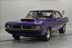 1970 Dodge Dart - Drag Car