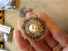 Tale of a Beader's First Project: Peyote Stitch and Picot - Inside Beadwork Magazine - Blogs - Beading Daily