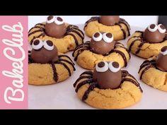 Spinnenkekse - BakeClub