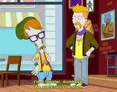 Hipster Roger