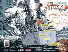 Komiks Jan Hardy