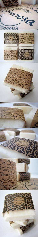 © ilas / student Salvatore Sinigaglia clever creative #DIY #soap #packaging PD