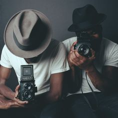 Rog Walker and Andre Wagner - Brooklyn-based photographer. Aimed at finding ways to preserve the sensitive moments of life that takes him back to his social work roots, Wagner's photos captures the human condition in a very raw and anonymous way.