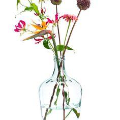Glass Vase, Home Decor, Ikebana, Bonsai, Pastels, Paradise, Villa, Shop, Products