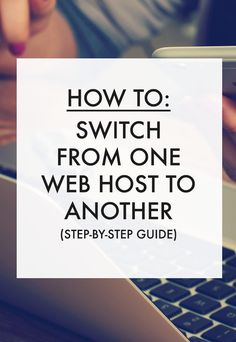 Are you looking for a new web host? If you're planning to move to another host, here's a perfect guide that can help you how to move (plus the important things you need to know.) Read it here: http://www.webhostingsecretrevealed.net/blog/web-hosting-guides/switching-web-host/?utm_source=pinterest&utm_medium=post&utm_campaign=twelveskip