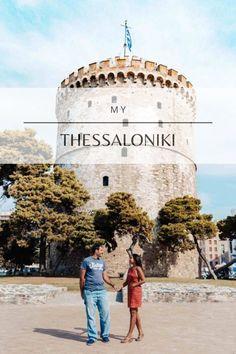 Thessaloniki, Pisa, Tower, Building, Travel, Photographs, Viajes, Computer Case, Buildings