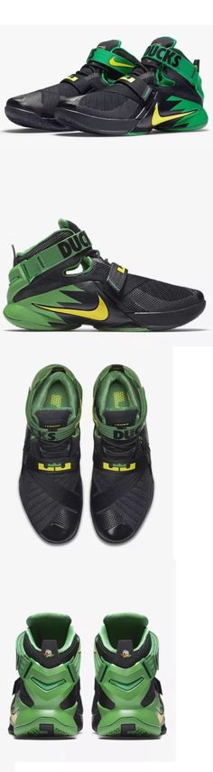 new concept 14810 bafbc Other Mens Clothing 313  Nwt Nike Lebron Soldier 9 Ix Basketball Shoes Oregon  Ducks - 749490-073 -Sz-10.5 -  BUY IT NOW ONLY   84 on eBay!