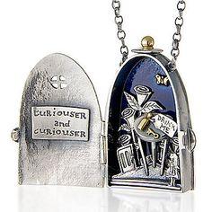 Curiouser and Curiouser locket