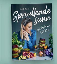 Sprudlende sunn – Spis deg til mer energi – Frisk forlag Frisk, Paleo, Low Carb, Gluten Free, Snacks, Dinner, Food, Glutenfree, Dining