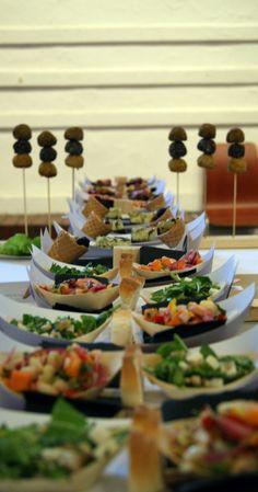 Origami Salad Ensalada
