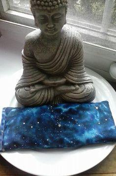 SALE Meditation Herbal Eye Pillows Lavender by CherylsHealingGems