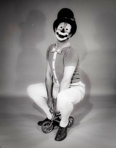 Pepito the Clown, who appeared in and saved a copy of, the lost I Love Lucy pilot!
