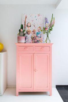 Pastel Pink in je interieur - Little RomeLittle Rome