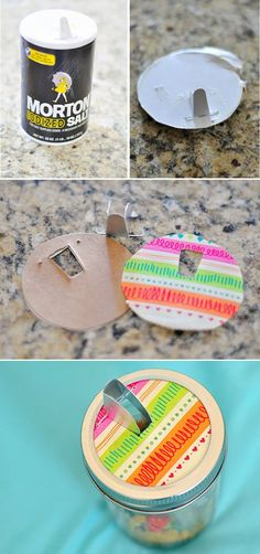 40 Things To Do With Mason Jars - probably pinned this 1,000 times. #oops #ohwell