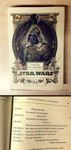 Shakespearean Star Wars