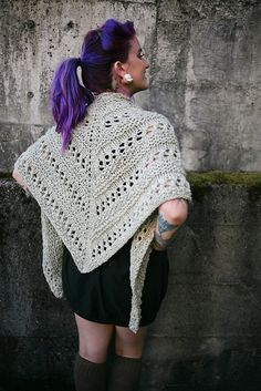 Ravelry: Offhand Lace pattern by Caitlin ffrench