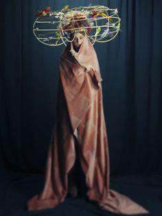 Man! She stole my assembly day look!!! Matrioska | Sasha Padalko | Patrizia Fusi #photography