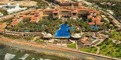 Costa Meloneras aerial view