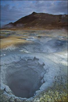 Hverarönd, Namaskard, Myvatn, Iceland by sven483, via Flickr