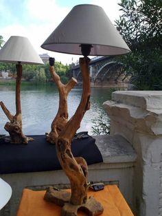 """""""La luz que inspira a Antonio Martín, su creador y emprendedor; el olivo hecho luz en Triana... Una historia de artesanía, naturalidad y belleza"""""""