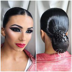 いいね!917件、コメント4件 ― Sergievskaya Anastasia さん(@sergievskaya_stylist)のInstagramアカウント: 「@polina_teleshova ⭐️✨✨✨ Hairstyle&Makeup by @sergievskaya_stylist #mua #muah #hairstyle #stylist…」