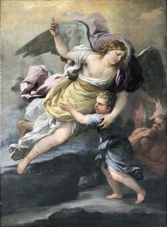 from Awestruck, The Holy Guardian Angels Feast Day – 2 October