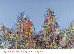 The Gallery: Ryan McGinness at Quint Gallery in SD | Apartment Therapy