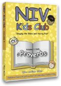 """NIV Kids Club: Singing the Bible and Having Fun - Vol. 1: Proverbs"" DVD (or any of the 4 volumes advertised)"