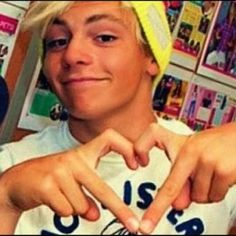 That's my man!!! I do the same heart!!!