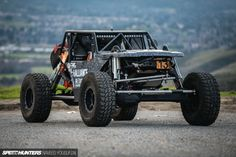 If A Trophy Truck & Rock Crawler Had A Baby - Speedhunters Rock Crawler Chassis, Tube Chassis, Cool Trucks, Cool Cars, Trophy Truck, Off Road Racing, Bobe, Jeep Jk, Diesel Trucks