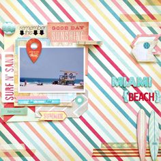 @Paper Issues Team Um Wow chipboard issue @Crate Paper The Pier @Jessica Carter Scraptastic Rock Lobster kit