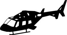 Helicopter Ceiling Fan Wall Decals, Wall Stickers Art Without Boundaries-WALLTAT.com