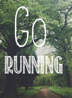 Go running! Run is one of the oldest forms of cardio. It& proven, tested, and effective. The fluidity of running allows the body to move in its natural pattern. It also allow one the opportunity of one to connect with mind and body. Fitness Motivation, Fitness Quotes, Daily Motivation, Sport Motivation, Love Run, Just Run, Running Workouts, Running Tips, Trail Running