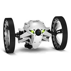 Parrot Mini Drone Jumping Sumo - White http://www.safetygearhq.com/product/trending-products/drones/parrot-mini-drone-jumping-sumo-white/