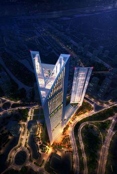 VietinBank Business Centre in Vietnam.