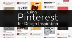 Using Pinterest for Design Inspiration