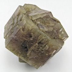 Aragonite is a carbonate mineral, one of the two common, naturally occurring, crystal forms of calcium carbonate, CaCO3    61 mm, Minglanilla, Cuenca, Castile-La Mancha, Spain