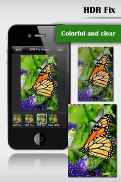 Free photo processing app.