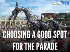 Disney World Tip: Choose your parade viewing spot wisely. Disney World Vacation, Disney Cruise, Disney Vacations, Disney Parks, Walt Disney World, Disney Honeymoon, Disney World Tips And Tricks, Disney Tips, Disney Fun